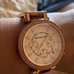 Mk Parker Watch